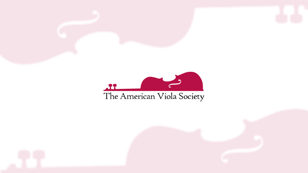 The American Viola Society